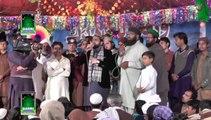 Salam by Qari Saif Ullah Attari and Qari Shahid Mehmood Qadri at mehfil e naat Noorpur Thal 2014 Khushab