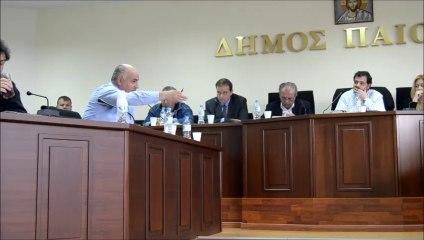 Δημοτικό Συμβούλιο -  Ευχές και παρεμβάσεις  Δημοτικών Συμβούλων