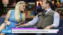 Jenny McCarthy Engaged To Donnie Wahlberg!