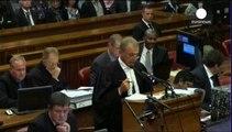 Rapid fire killed Reeva Steenkamp claims defence in Pistorius trial