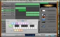 GarageBand Tutorial 2 - Bass Drum and Effects - video