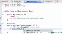 Learn Java 2.22- Game Applet- Adding More Items