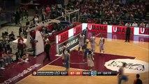 Playoffs Magic Moments: Monster alleyoop dunk by Alex Tyus, Maccabi Electra Tel Aviv