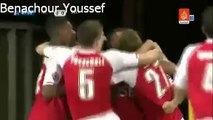 Mounir El Hamdaoui vs Standard Liège - Uefa Champions League - Groupe Stage - 2009/2010