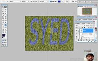 Create Gross Effect in Adobe PhotoShop in Urdu and Hindi Www.SyedUmarZameer.Blogspot.com