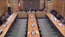 Table ronde réunissant des syndicats des commissaires de la police nationale - Mardi 15 Avril 2014