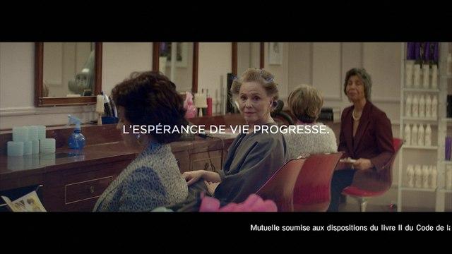 Campagne publicitaire Harmonie Mutuelle : « Ce n'est pas de ma faute ».