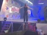 RAW 2008 Jeff Hardy Vs Randy Orton (Español Canal Cuatro)