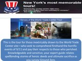 Uncle Sam's New York Tours : Wall Street Walking Tours and Ground Zero Tours