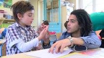 Emplois d'avenir professeur : Loic, étudiant boursier découvre le métier d'enseignant sur le terrain