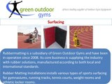 Green Outdoor Gyms : Commercial Gym Equipment in Randburg