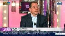 La tendance du moment: Les tendances touristiques pour les vacances de Pâques, dans Paris est à vous – 17/04