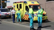 Beelden brand De Beren in Groningen - RTV Noord