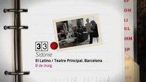 TV3 - 33 recomana - Sidonie. El Latino / Teatre Principal. Barcelona