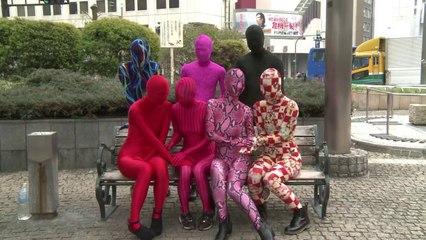 Fetisch Ganzkörperanzug: Die Zentai-Subkultur in Japan