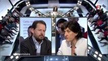 Sylvie Goulard - Mots Croisés - Changer les structures archaïques, notamment pour les plus démunis - 14-04-2014