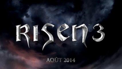 Teaser de Risen 3: Titan Lords
