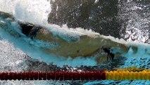 """Natación - Busch: """"Phelps, el mejor atleta olímpico"""""""