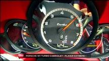 Essai : Porsche 911 Turbo Cabriolet (Emission Turbo du 13/04/2014)