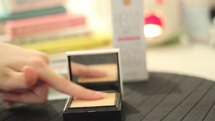 Review Hello flawless foundation_Powder ♥♥ ريفيو منتجين من ب