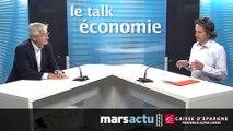 [Partie 1] Le talk économie Marsactu : Jacques Feron, directeur général de Société Marseillaise du tunnel Prado-Carénage