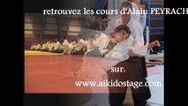 Stage d' Aïkido traditionnel à Montpellier avec Alain PEYRACHE Shihan