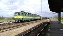 Lokomotiva 131 029-1/131 030-9 a 131 019-2/131 020-0 - Svit, 15.4.2014 HD