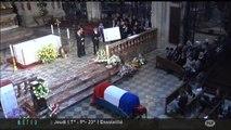 Les funérailles de Dominique Baudis (Toulouse)