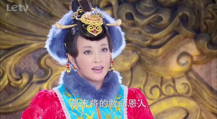 隋唐英雄4 第56集 Heros in Sui Tang Dynasties 4 Ep56