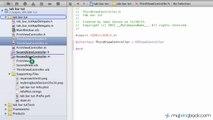 Learn Xcode 4 Tutorial iOS iPad iPhone 1.25 Adding Tab Bar Items