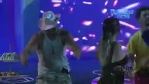 FESTA RAVE - 09/01 - André tira Andressa para dançar e perde a vez para Nasser