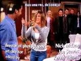 "Ross and Rachel singing ""baby got back"""