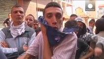 Al menos 50 heridos en los disturbios registrados durante la jornada electoral en Argelia