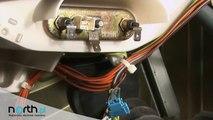 Grzałka w pralce - wymiana, naprawa. Części zamienne do AGD i RTV.
