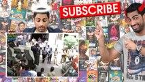 Karan Johar MOCKS Anushka Sharma at BOMBAY Velvet party bash