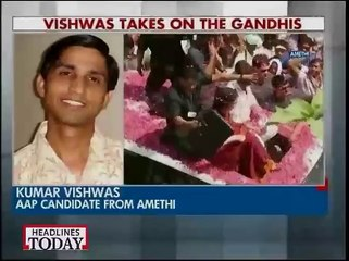 Kumar Vishwas 'life under threat'