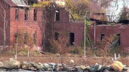 Hart Island: Verbotene Toteninsel vor New York