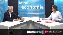 Le talk économie Marsactu : Jacques Feron, directeur général de Société Marseillaise du tunnel Prado-Carénage