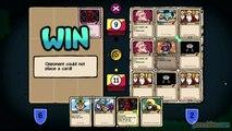 L'univers du jeu indépendant - Card City Nights - Un jeu de cartes dans l'univers de Ittle Dew