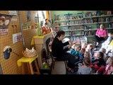 Histoire de Ferme. bibliothèque de St-Bénigne. 10.04.2014