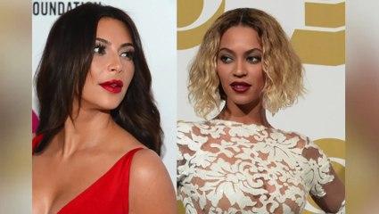 Beyonce Has Awkward Run-in with 'Wannabe BFF' Kim Kardashian