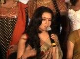 Zeenat Aman Celina Jaitley & Bigg Boss Contestant Lakshmi as judges at Transgender event