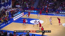 Playoffs Magic Moments: Assist by Vitaly Fridzon, CSKA Moscow