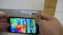Samsung Galaxy S5 S View Cover im Hands On [Deutsch]