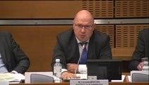 Audition conjointe de M. Jacques Percebois, pdt de la commission Energies 2050 et M. Bernard Laponche, ancien dg de l'AFME - Jeudi 17 Avril 2014