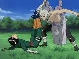 AMV (Naruto) Rock Lee vs Kimimaro