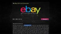 Gratuit eBay Carte Cadeau - Gratuit Carte Cadeau eBay