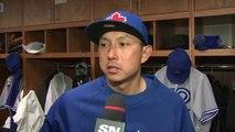 Interview épique d'un Joueur de baseball japonais à l'accent bien marrant!