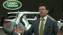 Gerry McGovern, Design Director and Chief Creative officer, Land Rover