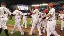 Las Grandes Ligas  Noticias  Grand Slam de Stanton da triunfo a Miami vs. Seattle
